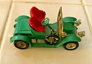 Matchbox Lesney Models of Yesteryear No.2 ~ 1911 Renault Made in England