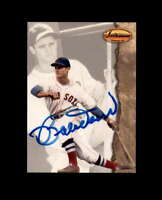 Bobby Doerr Hand Signed 1994 Ted Williams Boston Red Sox Autograph