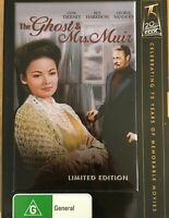 THE GHOST AND MRS MUIR LIMITED EDITION DVD MOVIE DVD DISC BRAND NEW, FREE POST