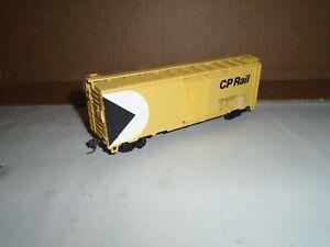 MAKER UNKNOWN 40' STEEL BOXCAR - CP RAIL #65007 HO