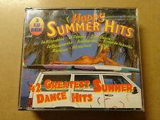 3-DISC CD BOX / HAPPY SUMMER HITS - 42 GREATEST SUMMER DANCE HITS