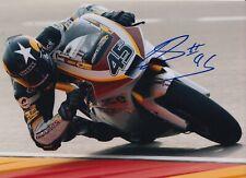 Scott Redding Hand Signed 7x5 Photo - MotoGP Autograph 1.