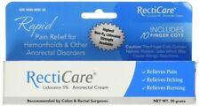 RectiCare 5% Anorectal Cream Hemorrhoids, 30g
