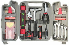 53 Teilig Werkzeugset Werkzeugkasten Werkzeugkoffer Werkzeugkiste Werkzeug