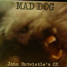 TXS-R 114 Mad Dog John Entwhistle's OX insert + poster