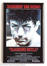 Raging Bull FRIDGE MAGNET (2 x 3 inches) movie poster robert deniro