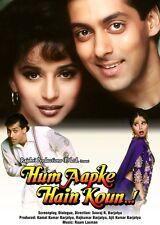 Hum Aapke Hain Koun - DVD (Salman Khan, Madhuri Dixit, Anupam Kher...) Bollywood