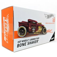 HOT WHEELS 2020 ID LEGENDS TOUR BONE SHAKER SPECIAL EDITION LIMITED RUN