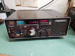 Yaesu FRG-7000 Communications Ham Radio Receiver Short Wave Radio see Video!