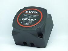 Voltage Sensitive Relay Smart Battery Isolator 12V 140A Single Sense Caravan RV