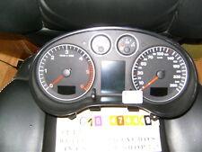 TACHIMETRO Strumento Combinato Audi a3 8p00920931 Diesel Cluster