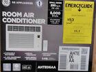GE 6,000 BTU 115-Volt Window Air Conditioner in White with Remote 250 sqft. Room photo