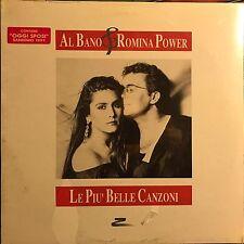 ALBANO & ROMINA POWER • Le Più Belle Canzoni • VINILE LP • NUOVO SIGILLATO