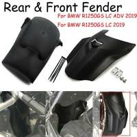 For BMW R1250GS ADV LC Front & Rear Fender Extender Mudguard Guard Tire Hugger