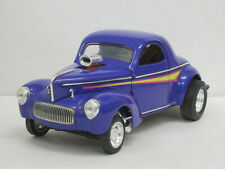 Willys Competition Coupé (1941) in lila, Road Legends, 1:18, o. OVP, V.2