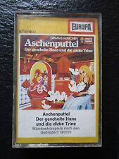MC - Aschenputtel - Der gescheite Hans und die dicke Trine - Europa 515044.2