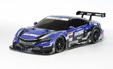 Tamiya carrosserie-set 1:10 rc raybrig NSX Concept-GT 51563 avec decor et roues