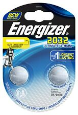 Energizer Ultimate Lithium Performance Knopfzelle CR 2032 3V im 2er Maxiblister