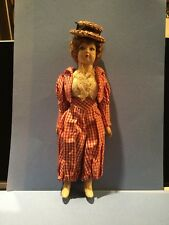 Antique French Celluloid Doll France Snf 21
