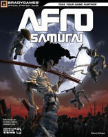 Afro Samurai Official Strategy Guide by Bradygames
