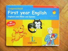 @ Langenscheidt @ First año Inglés - a la Escuchar + Juego Escuela primaria