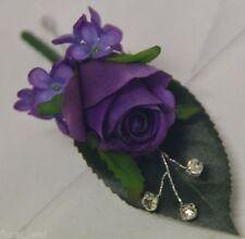 Silk Roses Wedding Single Flowers