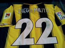 Maglia Diego Milito #22 Real Saragozza Zaragoza Shirt Trikot Jersey 2007-08