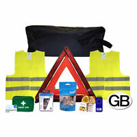European Travel Kit Legal Euro Items Driving Travelling in France Recommended