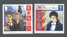 Harry Potter Isle of Man(2) mnh-postage stamps