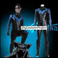SALE FREE SHIP Arkham City Nightwing BATMAN DC Comic Costume Cosplay