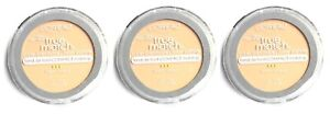 Set of 3 L'Oreal True Match Super Blendable Compact Foundation W3 Nude Beige