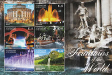 St. Vincent & The Grenadines-2015-Architecture-Fountains of the world