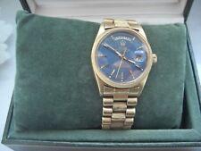 Rolex Day-Date Armbanduhr für Herren 18 K Gold