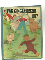 The Gingerbread Boy (HC) EULALIE- Platt & Munk 1927