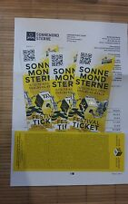 Sonne Mond Sterne Festival Hardticket SMS + Camping!! ALL INCLUSIVE