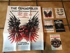 the expendables - Poster, tattoos, postkarten neu