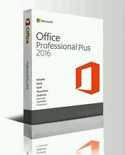 Microsoft Office 2016 Professional Plus • Original • Vollversion