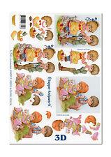 3D Bogen Motivbogen Etappenbogen Kinder Freundschaft (104) Bastelbogen