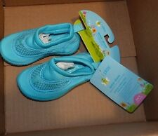 NEW iPLAY Water Shoes Toddler 12 mos months size 5 Blue NEW NWT
