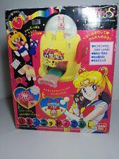 Bandai Sailor Moon S Vintage Knitting Machine Toy