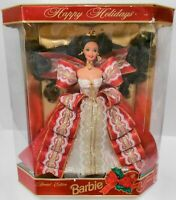 NEW IN BOX!! MATTEL 1997 SPECIAL EDITION HOLIDAY BARBIE DOLL SET ~ COMPLETE!