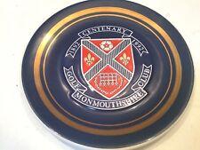 Monmouthshire Golf Club Centenary Centennial Plate Plaque 1892 1992