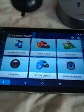 """Rand McNally OverDryve 7 Pro commercial Truck gps and tablet """"works great"""""""