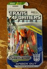 Transformers Prime Cyberverse Knock Out Legion Class - MOSC