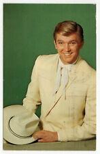 """1964 """"Wagon Train"""" TV Fan Postcard: Scott Miller [""""Duke Shannon""""] - Signed"""
