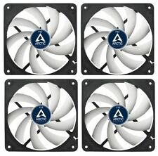 4 x pacco da Arctic Cooling F12 120 mm 12 cm Ventola per custodia PC, 1350 RPM, 53CFM, 3 Pin
