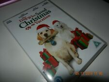DOG SAVED XMAS VACATION DVD MOVIE FILM PRESENTS GIFTS BOYS GIRLS KIDS UNWANTED