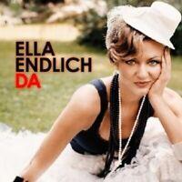 """ELLA ENDLICH """"DA"""" CD SCHLAGER NEU"""
