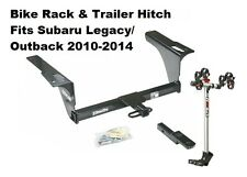 Trailer Hitch & Bike Rack for Subaru Legacy & Outback 2010-2017
