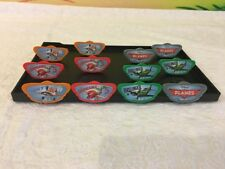 DecoPac Disney Planes Rings Cupcakes Decoration Pick Topper 12pcs Kit Dusty